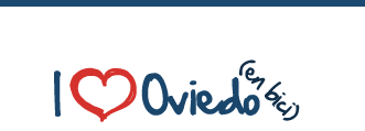 I love Oviedo en bici